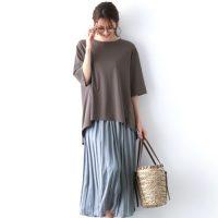 女性らしさがぐんとUP♡《プリーツスカート》のトレンドスタイルをチェック!