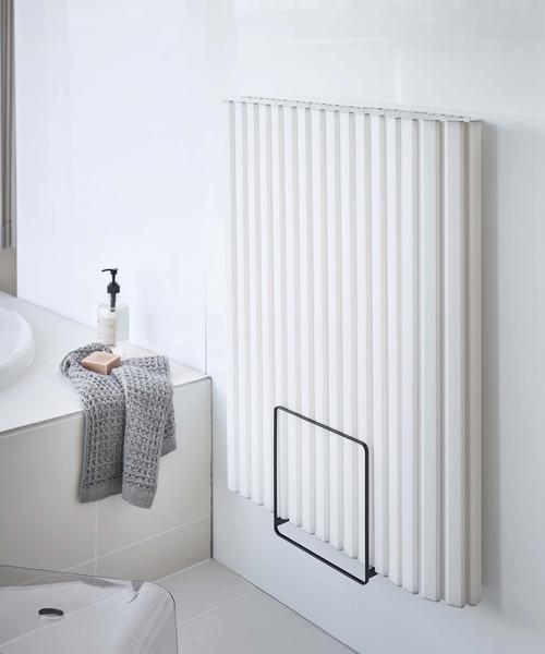 マグネット式の風呂蓋スタンド