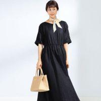 シンプルに決める大人コーデ♡季節に合ったワンピーススタイルを楽しもう!