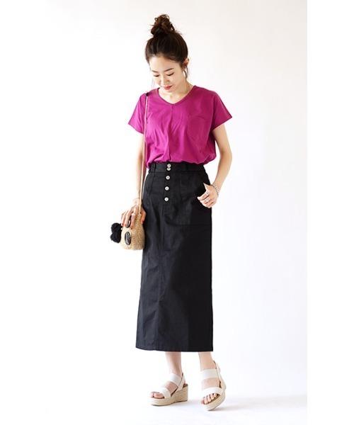 【タイ】11月の快適な服装《スカート》