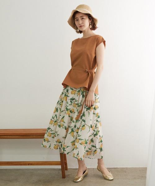 【タイ】11月の快適な服装《スカート》3