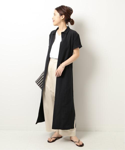 [Spick & Span] 【ST.AGNI】 CECILE DRESS◆