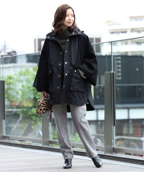 11月の北海道に相応しい服装【パンツ】2