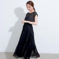 夏の全身黒コーデ【2020】ワントーンで統一した上手な着こなし方をご紹介!