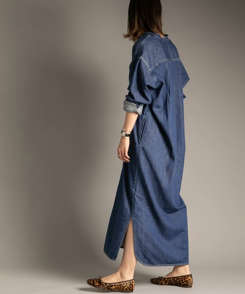 [URBAN RESEARCH ROSSO WOMEN] 【別注】ROSSO×Lee LONG WORK DRESS