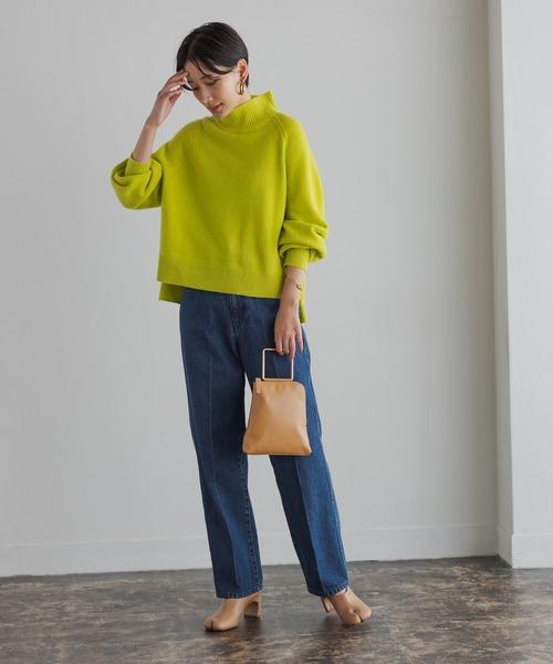大阪|12月服装|デニムコーデ