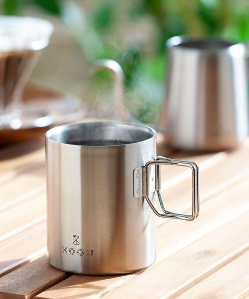 コーヒー派必見のこだわりマグカップ