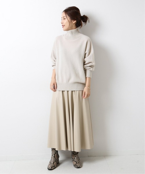 大阪|12月服装|ワントーンコーデ