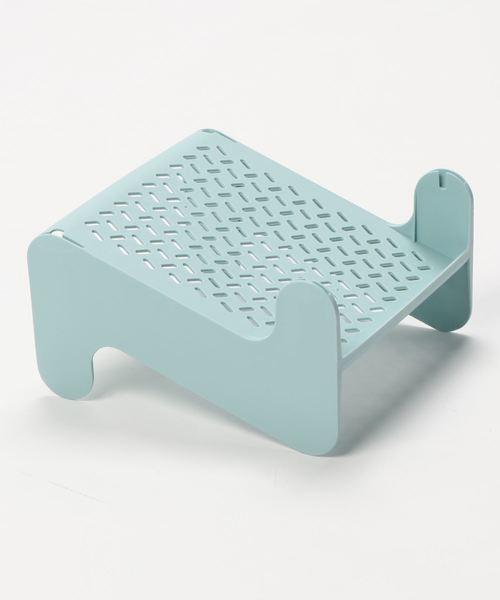 [aimoha] シューズラック スタック / インテリアとしても可愛い靴収納