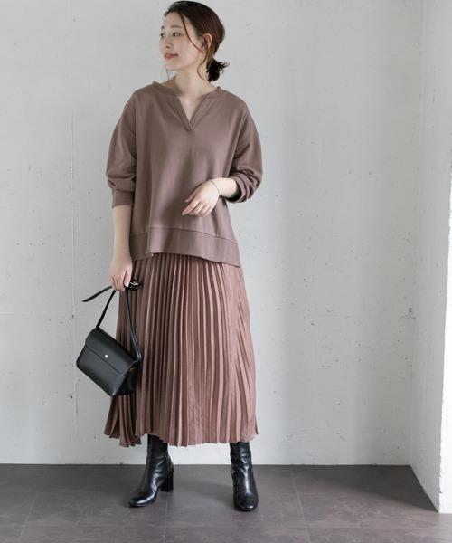 30代のための最新コーディネート【スカートスタイル】2
