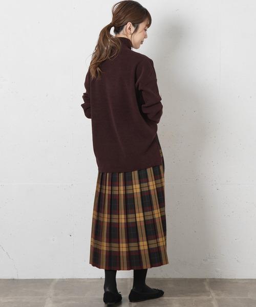 [URBAN RESEARCH] 【WEB限定】【別注】GLEN FYNE チェックスカート
