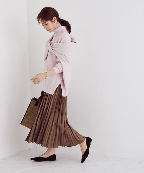 【韓国】11月の服装6