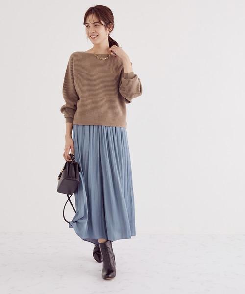 秋 レディースファッション4