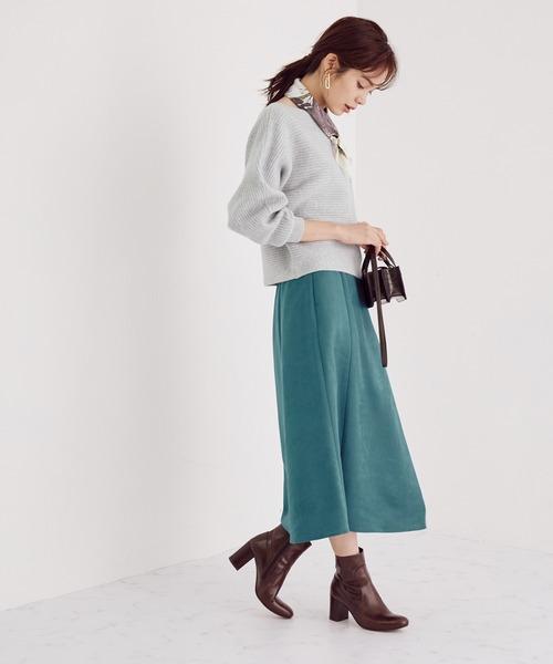 【韓国】11月の服装5