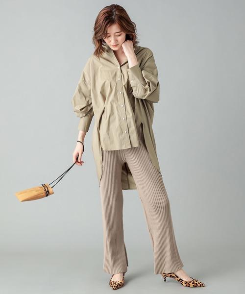 大人が着こなす秋ファッション【パンツ】3