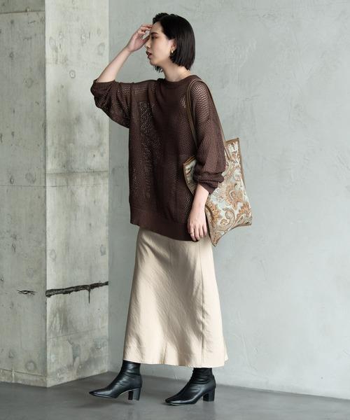 アラサー向けおしゃれファッション3