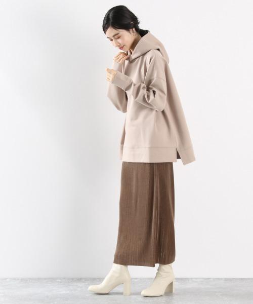 パーカー×スカート2