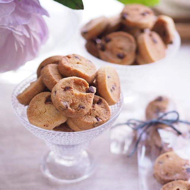 人気の簡単レシピ!チョコチップクッキー