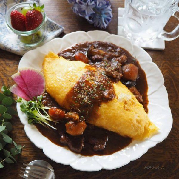 カフェごはんの人気レシピ《洋食の定番》2