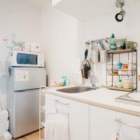 限られたスペースにどう配置する?一人暮らしの冷蔵庫まわり特集♪