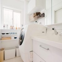 賃貸でもおしゃれな洗面所にしたい。収納・見せ方を変えた8つのアイディア