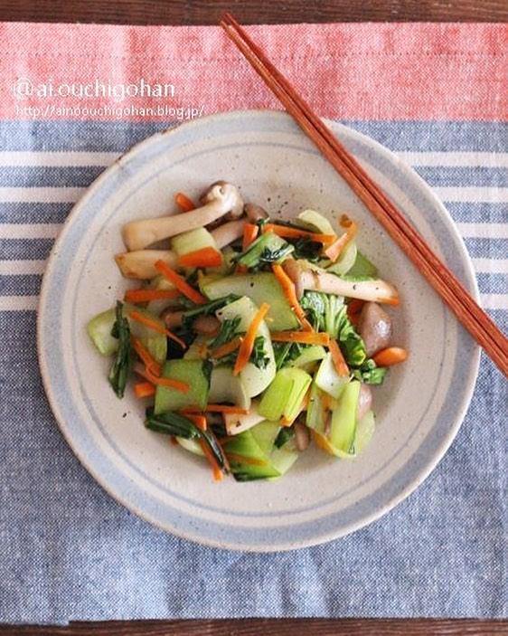 野菜だけレシピの定番料理!野菜炒め