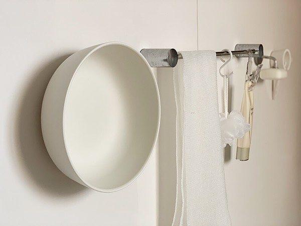 バスルーム 湯おけ イス2