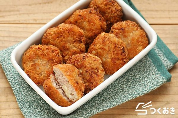 ひき肉の常備菜☆簡単レシピ《メイン料理》5