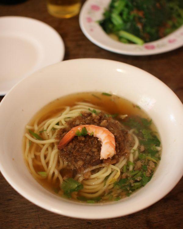 擔仔麺(タンツーメン)