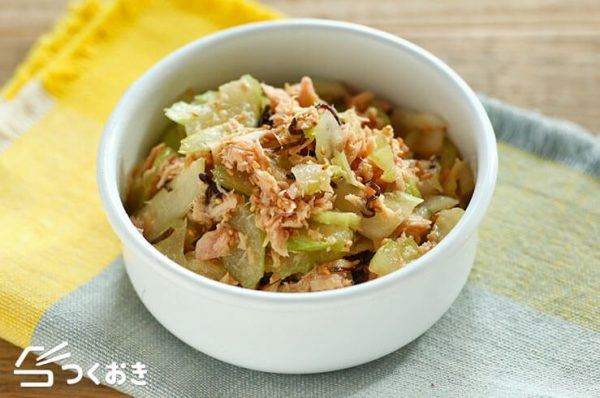 ダイエットにおすすめの簡単お弁当☆副菜9