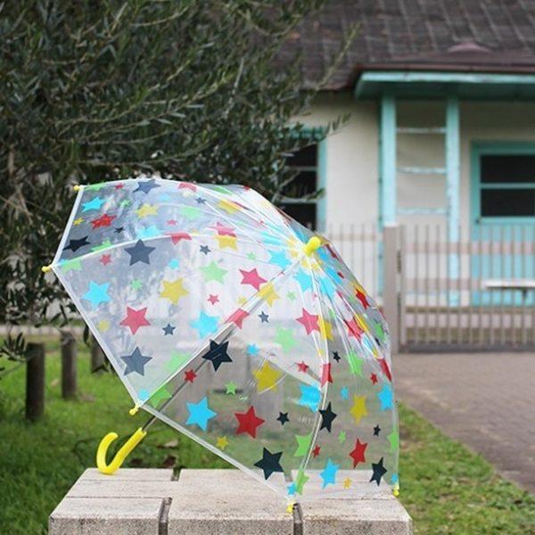 CouCouのビニール傘は安全仕様