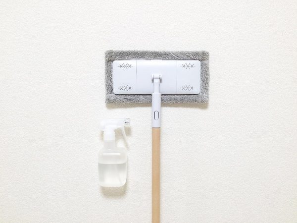しっかり厚手でおすすめの床拭きモップ