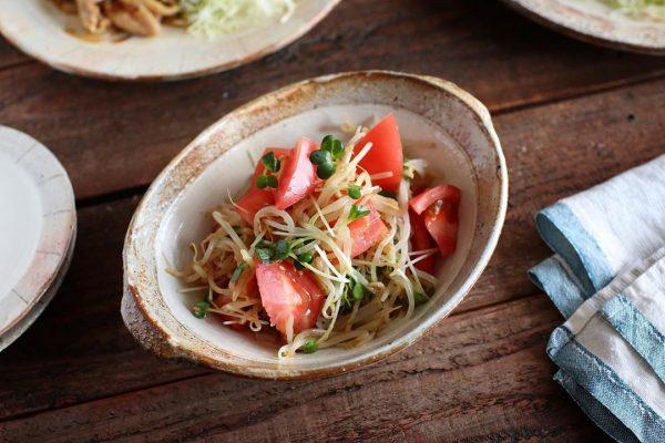 人気☆トマトの中華風レシピ【副菜】8