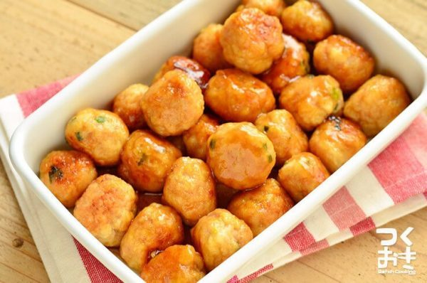 ひき肉の常備菜☆簡単レシピ《お弁当》