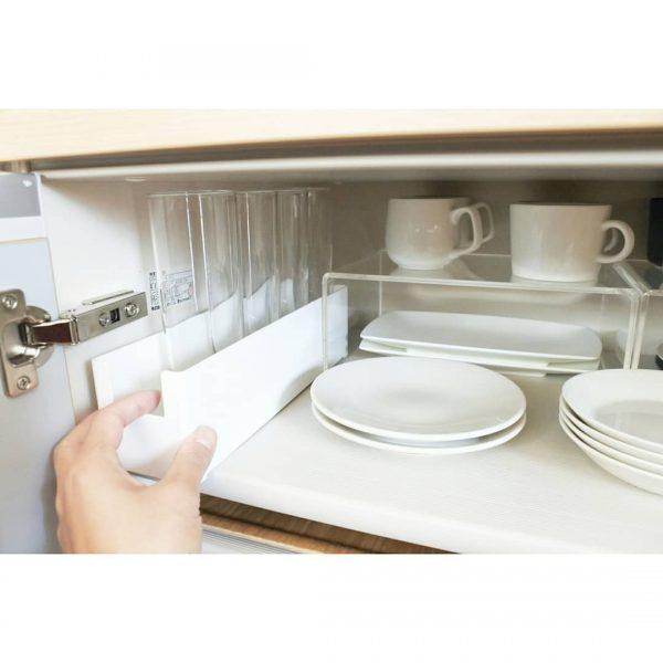 食器棚の引き出し収納《平置きアイデア》9