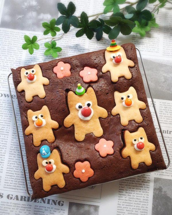 可愛い型抜きクッキーの作り方♪3