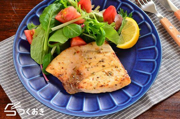 ダイエットにおすすめの簡単お弁当☆魚介6