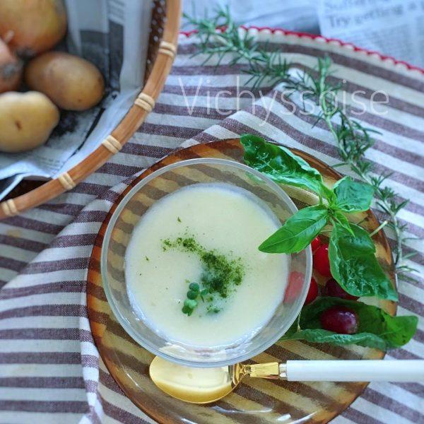 洋食の冷たいスープレシピ!ビシソワーズ