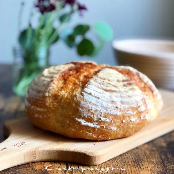簡単な手作りパンレシピ☆プレーンパン2