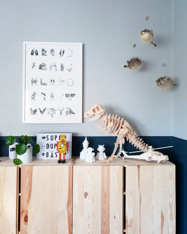 IKEAアイテムの海外インテリア6