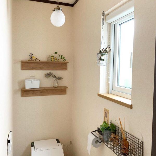 トイレ インテリア ナチュラル10