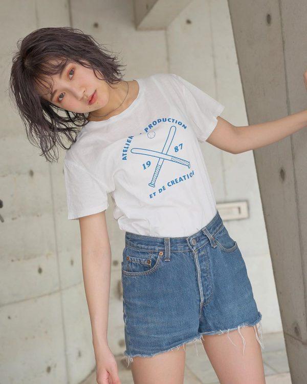40代女性の髪型×パーマ【ボブ】2