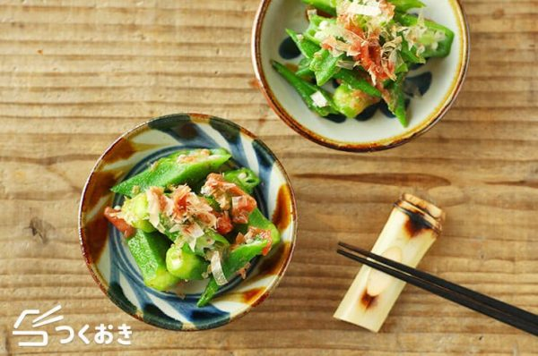 ダイエットにおすすめの簡単お弁当☆副菜8