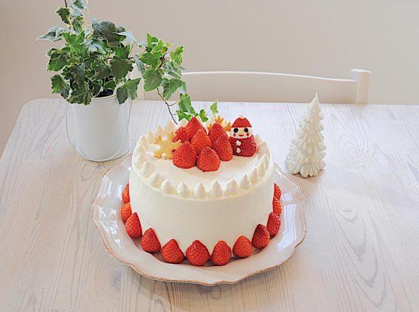 手作りスイーツの定番レシピ!ショートケーキ