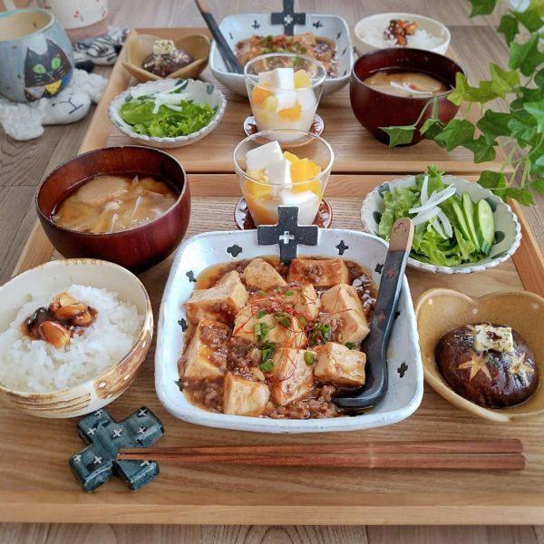 子供も好きな中華料理レシピ!麻婆豆腐