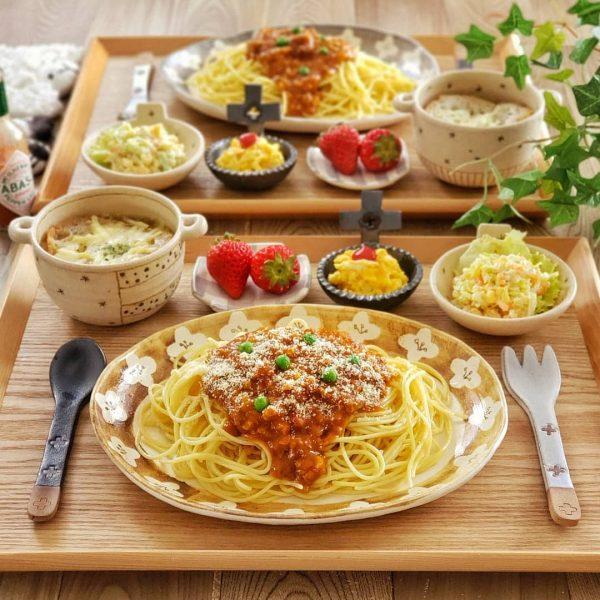 子供に人気の昼ごはんレシピ《温かい麺》3