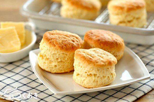 バターを使わない美味しいお菓子☆おやつ8