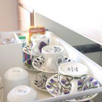 毎日使うからこそすっきり整理♪《マグカップ&グラス》の収納アイデア