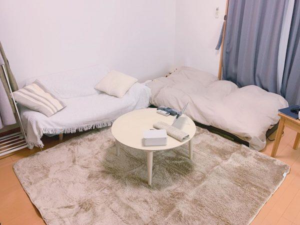 狭い可愛い部屋のアイデア 縦空間2