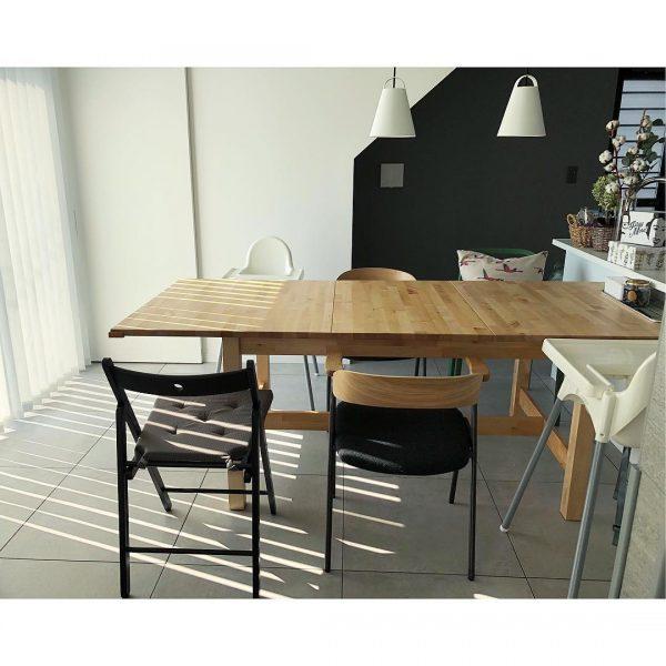 IKEA ノールデン 伸長式テーブル